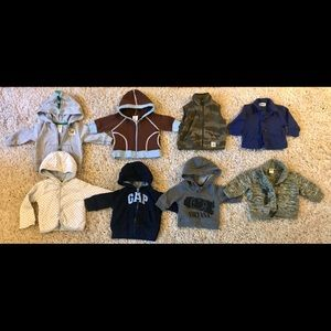 Other - Lot of Baby Boys 3 Month hoodies & sweatshirts